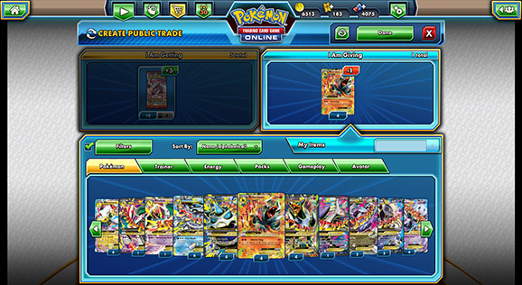 info about the pokémon tcg online pokemon com