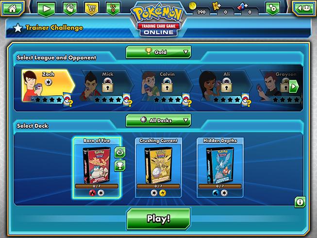 Pokémon TCG Online Rewards | Pokemon com