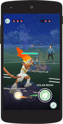 Tips to Get Started in Pokémon GO Trainer Battles | Pokemon com