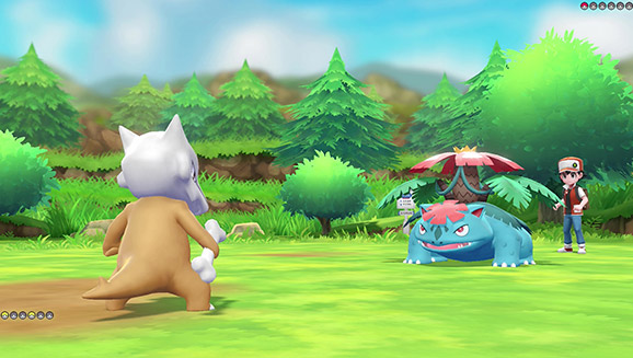 Postgame Adventures in Pokémon: Let's Go, Pikachu! and