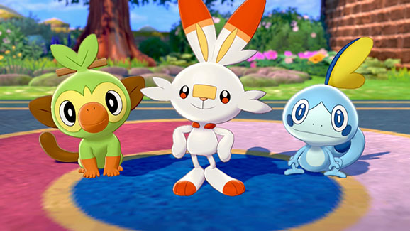 Top Tips To Begin Your Pokemon Sword Or Pokemon Shield Adventure