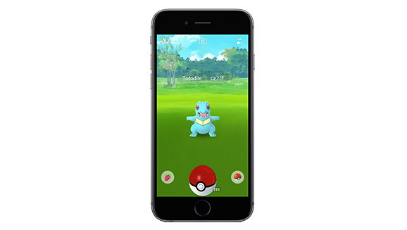 games like pokemon go on android