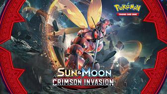 Pokémon TCG: Sun & Moon—Crimson Invasion