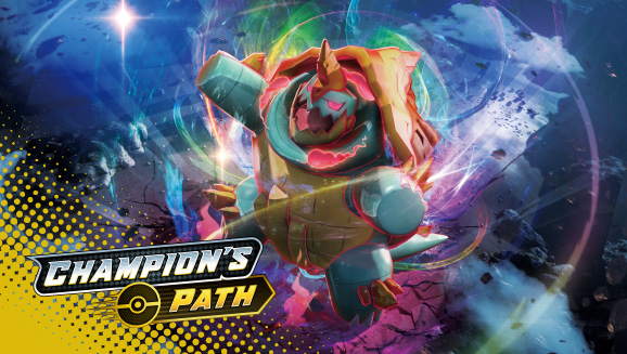 Pokémon TCG: Champion's Path er kommet