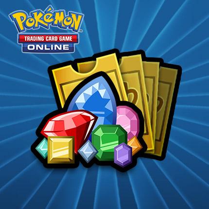 Salget af ædelsten og event-billetter til Pokémon TCG Online slutter
