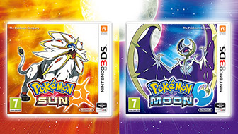 Pokémon Sun | Pokémon Moon