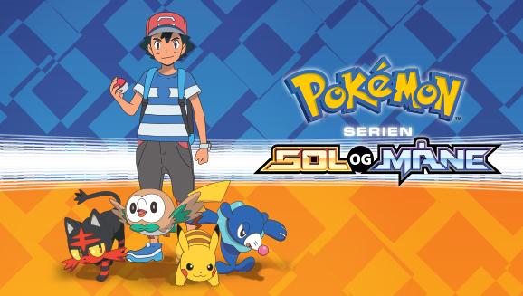 Se <em>Pokémon serien: Sol og Måne</em> i Pokémon TV