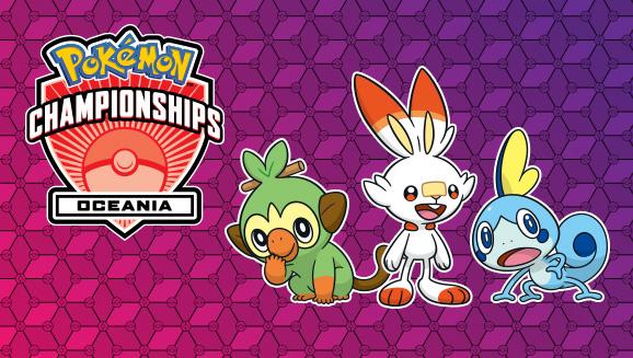 Mach dich bereit für die ozeanischen Internationalmeisterschaften!