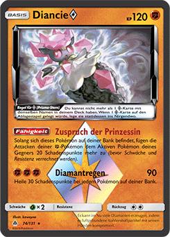 Diancie Prism Star