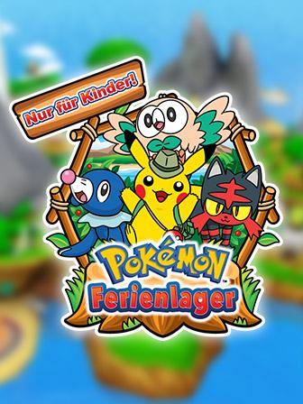Im Pokémon-Ferienlager ist eine neue Saison angebrochen!