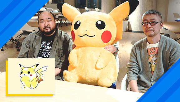 Ein Gespräch mit den Erschaffern von Pikachu