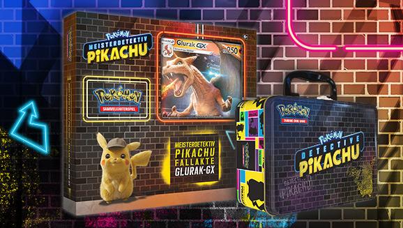 Kleine Produktvorschau: <em>POKÉMON Meisterdetektiv Pikachu</em>