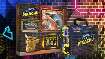 Kleine Produktvorschau: POKÉMON Meisterdetektiv Pikachu