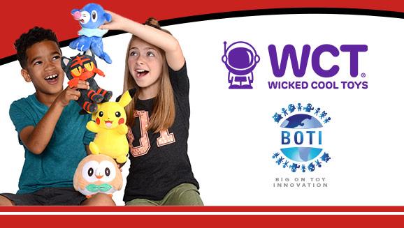 Knuffige neue Plüsch-Pokémon sind da!