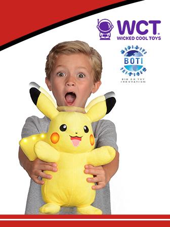Mehr Power mit Pikachu