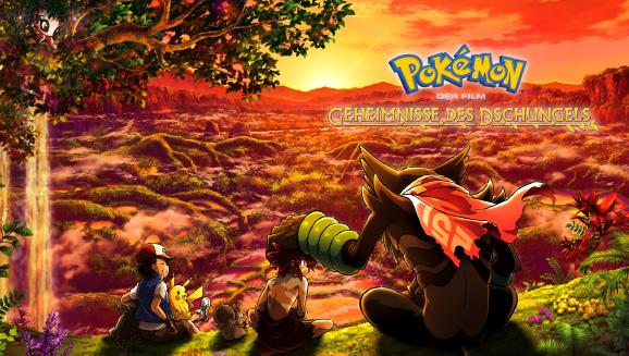 Sieh dir den Trailer zu Pokémon – Der Film: Geheimnisse des Dschungels an!