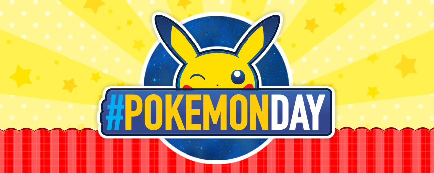 Happy Pokémon Day!