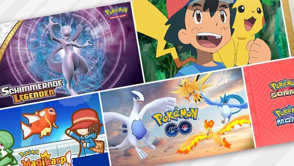 Die Top-Pokémon-Storys des Jahres 2017
