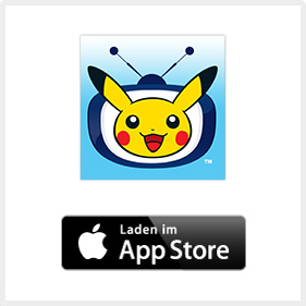 Pokémon TV im Apple App Store
