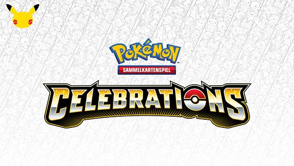 Die Pokémon-Sammelkartenspiel-Erweiterung Celebrations ist da