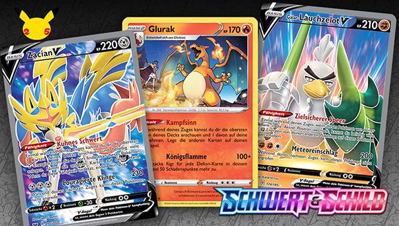 Lieblingskarten der Galar-Ära von hochkarätigen Mitgliedern der Pokémon-Sammelkartenspiel-Welt