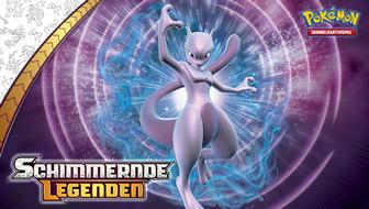 Legendäre Pokémon verbünden sich im Pokémon-Sammelkartenspiel