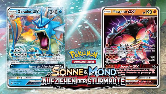 Neue Pokémon-<em>GX</em> entfesseln ihre Power
