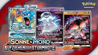 Pokémon-GX rücken in der neuen Erweiterung in den Mittelpunkt!