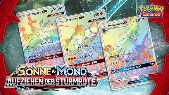 Aufregende geheime Karten fallen in das Pokémon-Sammelkartenspiel ein