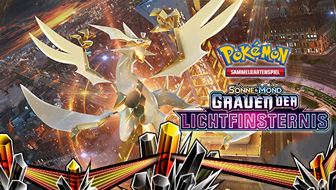 Ultra-Necrozma stürmt in das Pokémon-Sammelkartenspiel