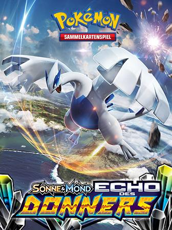 Lass es im Pokémon-Sammelkartenspiel mächtig donnern!