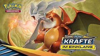 TAG TEAM Pokémon-GX kämpfen gemeinsam im Pokémon-Sammelkartenspiel