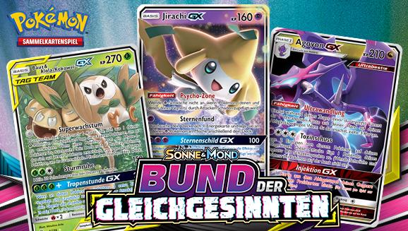 Achte auf diese neuen Pokémon-Sammelkarten