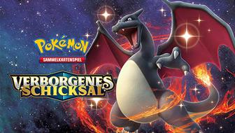 Schillernde Pokémon in Hülle und Fülle in Verborgenes Schicksal