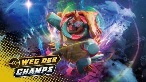Die Pokémon-Sammelkartenspiel-Erweiterung Weg des Champs ist da!
