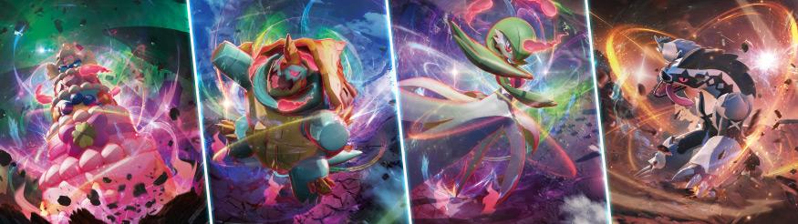Pokémon-Sammelkartenspiel: Weg des Champs