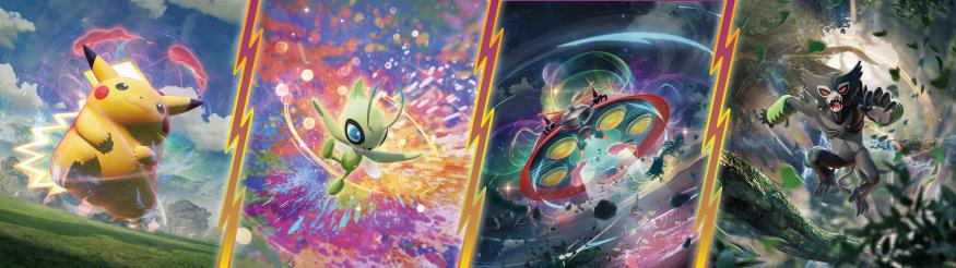 Pokémon-Sammelkartenspiel: Schwert & Schild – Farbenschock
