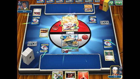 Spiele das Pokémon Sammelkartenspiel Online