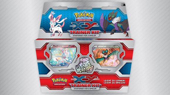 Trainer Kit für das Pokémon Sammelkartenspiel <em>XY</em>