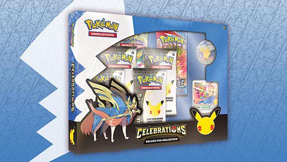 Deluxe-Pin-Kollektion <em>Celebrations</em>