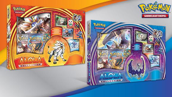 Pokémon-Sammelkartenspiel: Alola-Kollektion