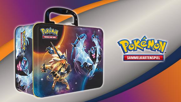 Sammelkoffer des Pokémon-Sammelkartenspiels