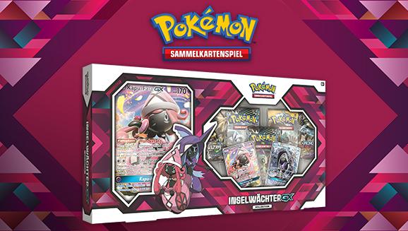 Pokémon-Sammelkartenspiel: Kollektion <em>Inselwächter GX</em>