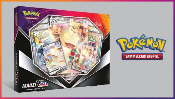 Mauzi-VMAX kommt groß raus im Pokémon-Sammelkartenspiel