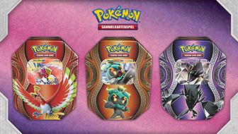 Entfessle die Power dreier Pokémon-GX!