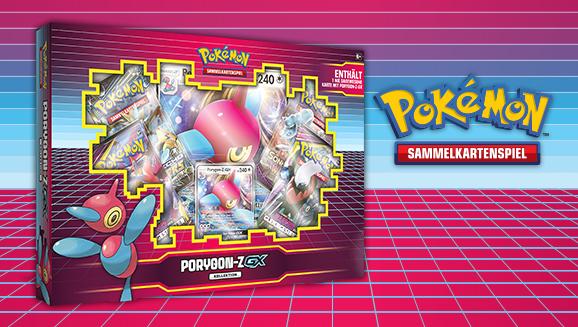 Porygon-Z-GX – für den Kampf geschaffen