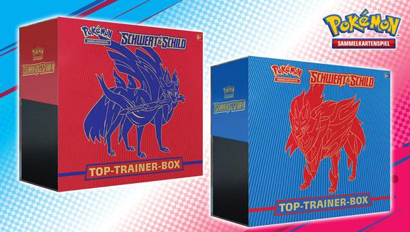 Top-Trainer-Box <em>Schwert & Schild</em>