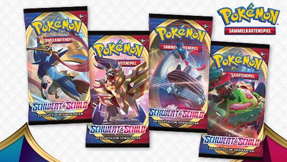 Pokémon-Sammelkartenspiel: <em>Schwert & Schild</em>