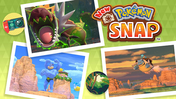 Komm für die Fotos, bleib für die Pokémon-Momente