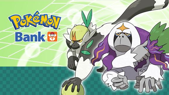 Ein neuer Bonus für Spieler mit einer Lizenz für <em>Pokémon Bank</em>